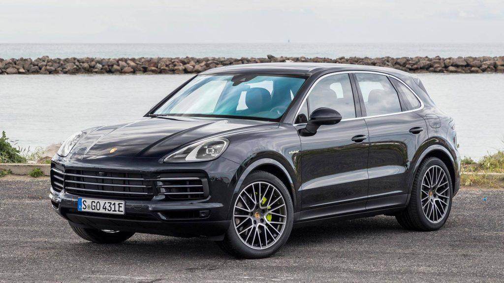 Porsche Cayenne - carros que mais e menos desvalorizaram 2019
