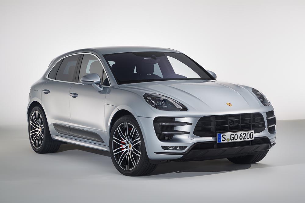 O SUV desportivo Porsche Macan consegue reter grande parte do valor da compra