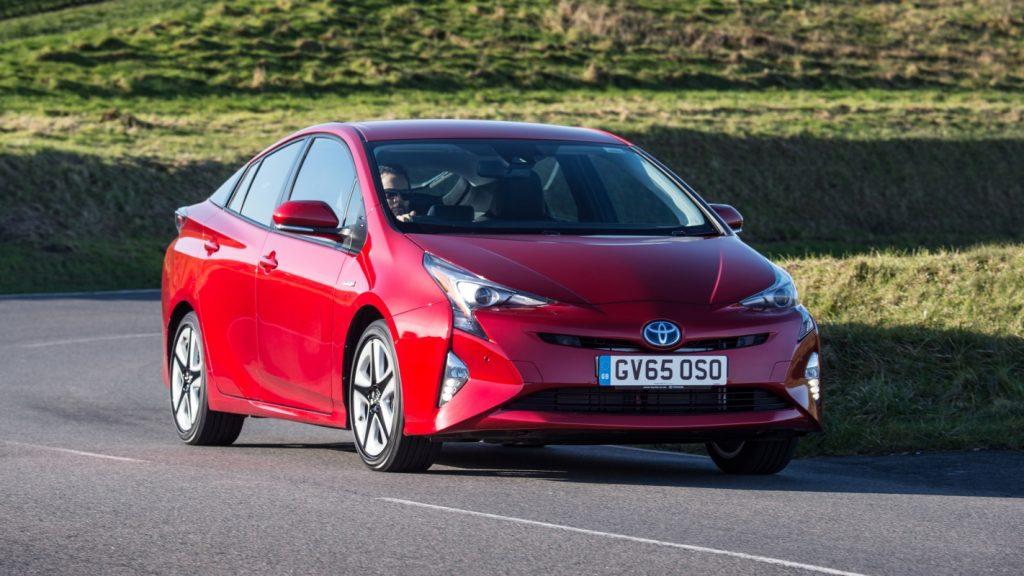 O pioneiro entre os híbridos, o Toyota Prius, é dos carros que perde menos valor