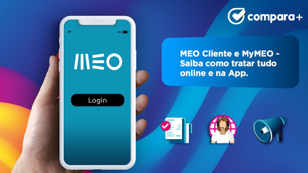 Área de Cliente MEO - MyMEO