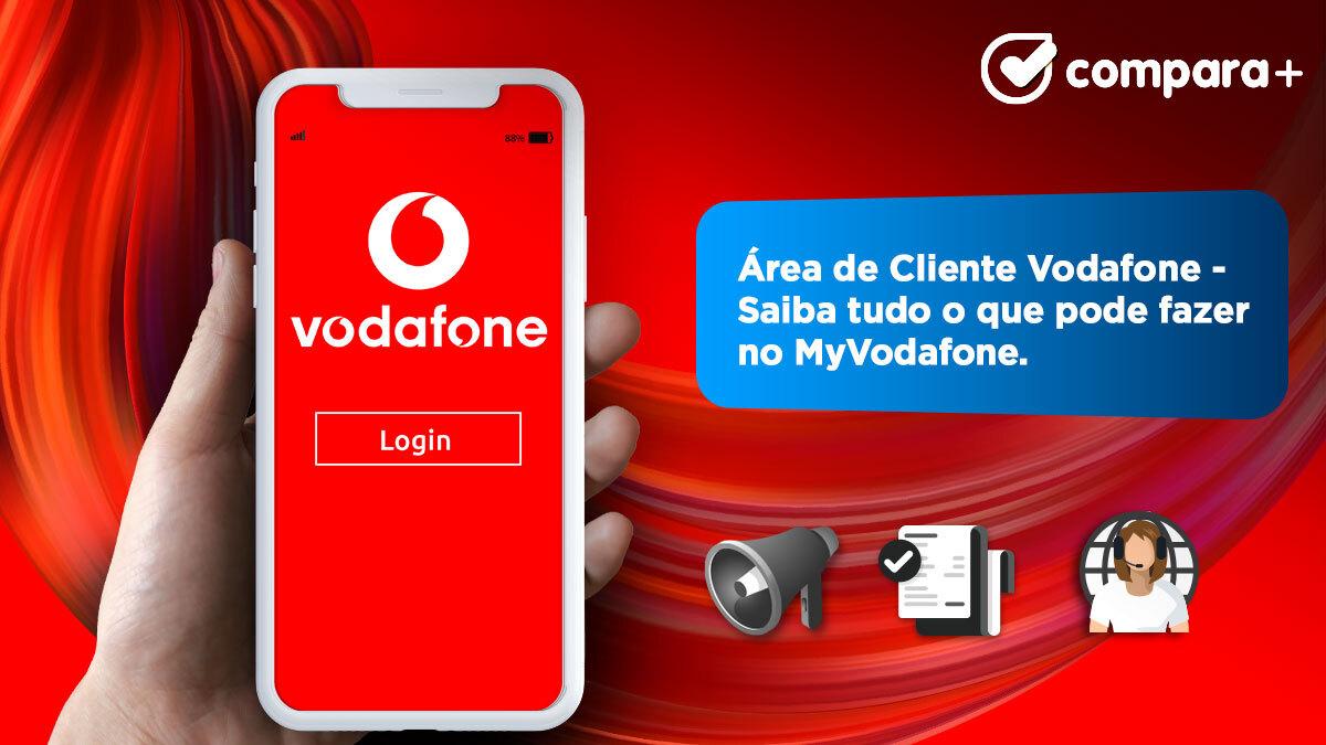 Área de Cliente Vodafone - MyVodafone