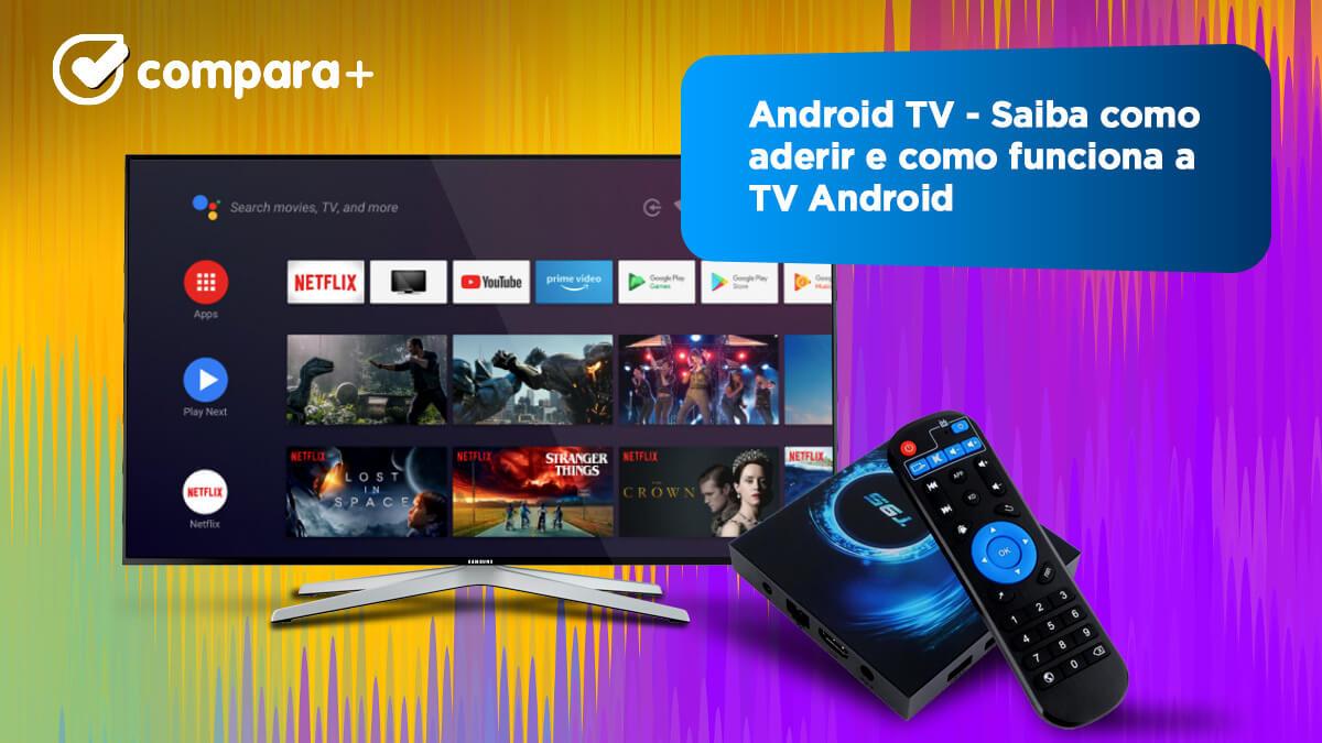 MEO Box Android TV - O que significa e as vantagens