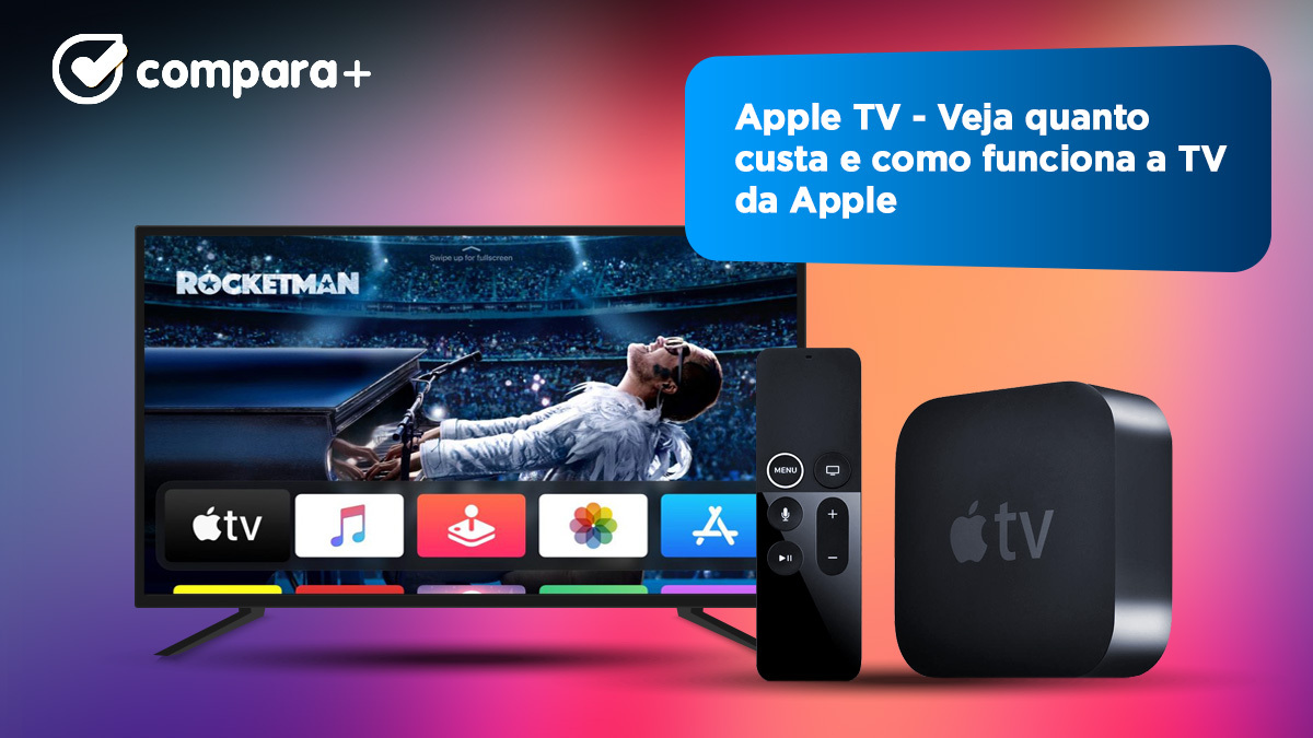 Saiba como funciona e quanto custa a Apple TV