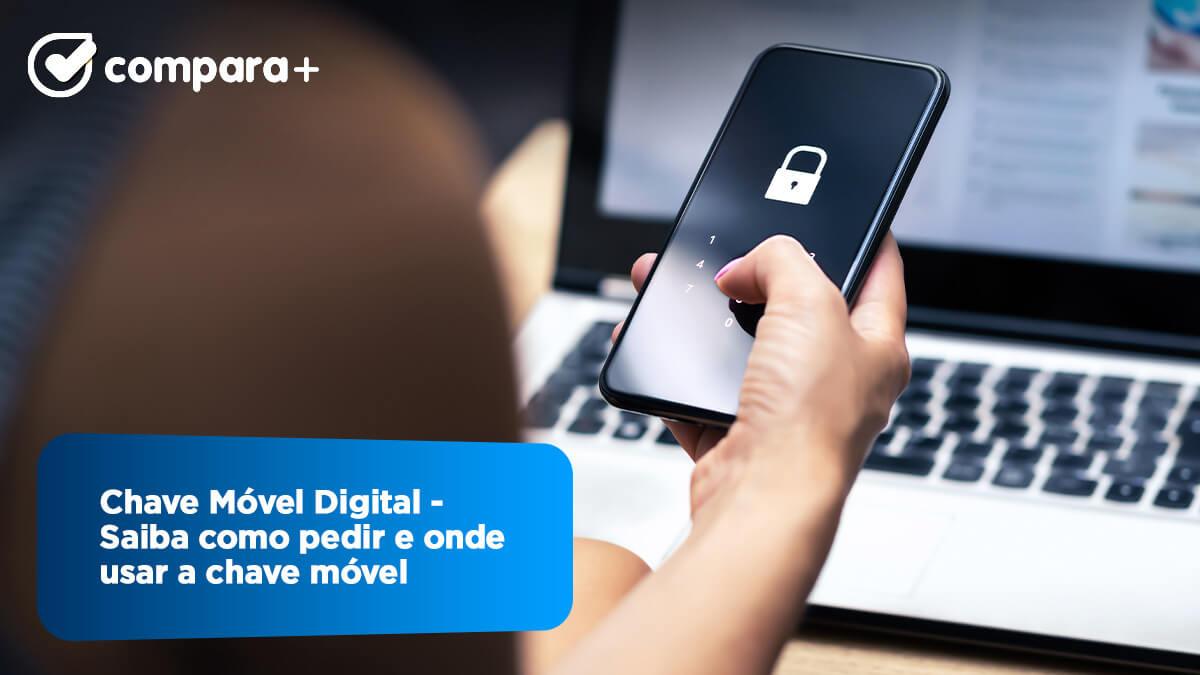 Como pedir a chave móvel digital e usar a assinatura online