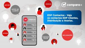 EDP contactos - Saiba todos os contactos EDP