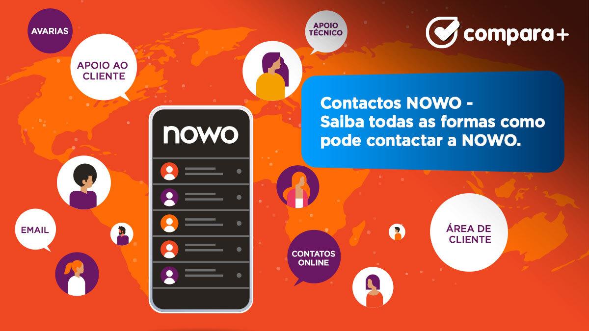 contactos NOWO