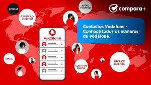 Contactos Vodafone
