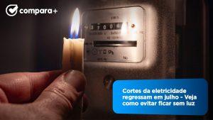 ERSE volta a autorizar cortes de luz em Portugal