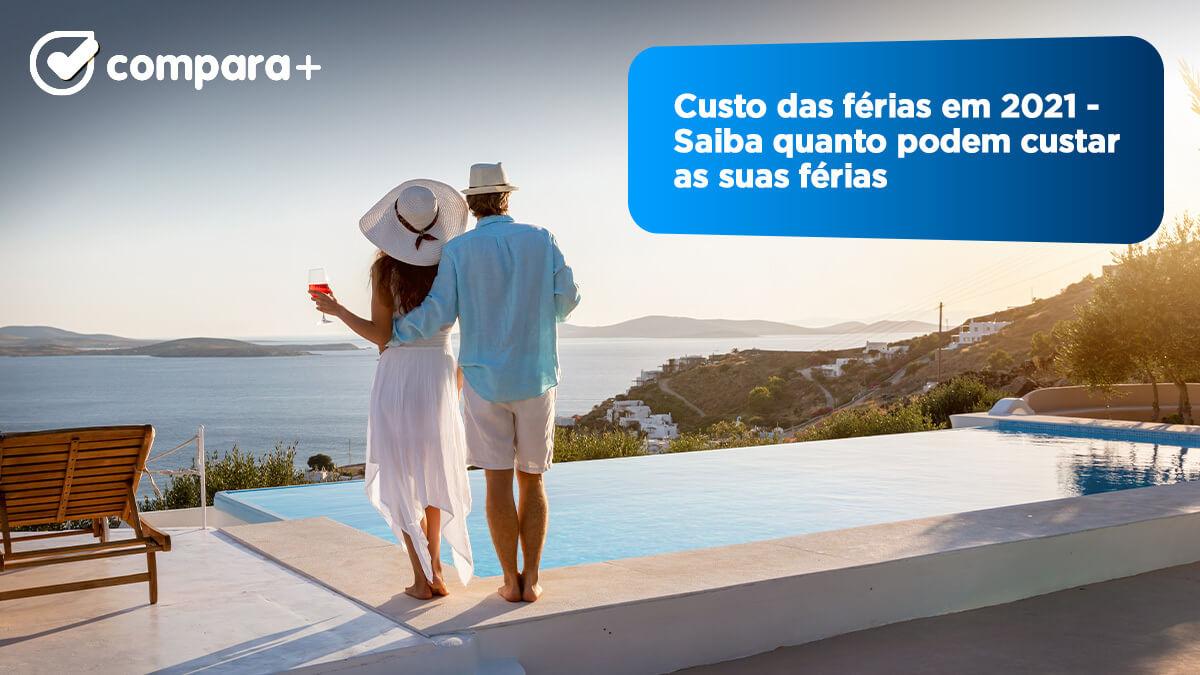 Descubra qual o custo das férias em Portugal