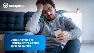 Internet móvel em Portugal entre as mais caras da Europa
