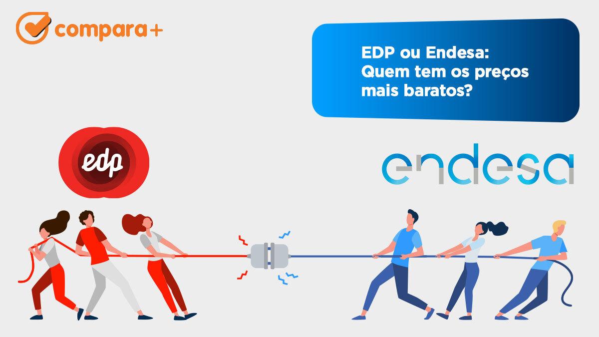 Como escolher entre a EDP ou Endesa?