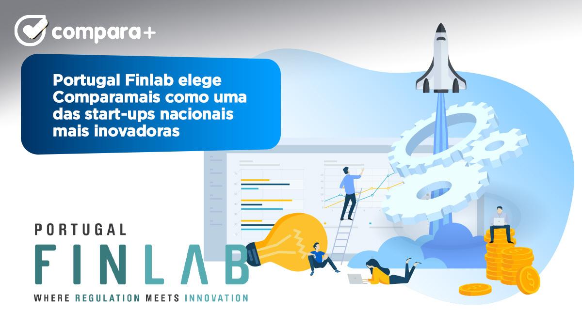 Comparamais eleita uma das start-ups mais inovadoras pelo Portugal FinLab