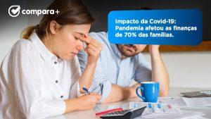 Impacto da Covid-19 no orçamento das famílias