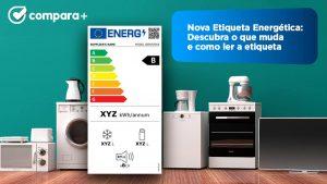 Conheça a etiqueta energética e o que mudou nas classes de consumos dos eletrodomésticos
