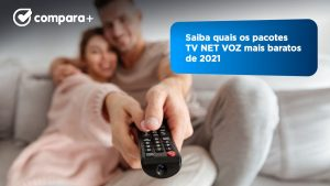 pacotes TV NET VOZ mais baratos de 2021