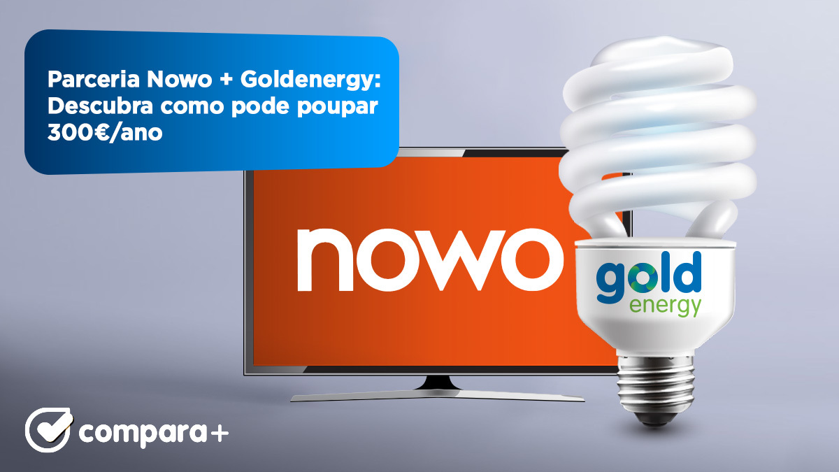 NOWO + Goldenergy