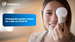 Consumo de energia na Covid-19 sofre queda em Portugal