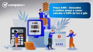 Saiba tudo sobre o preço kWh em Portugal