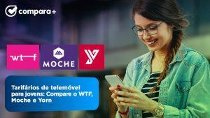 Descubra os melhores tarifários de telemóvel para jovens