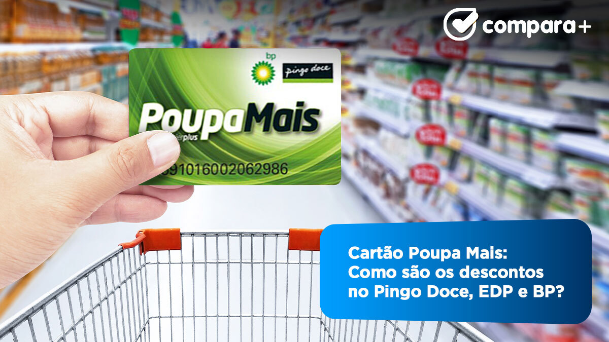 Descontos Poupa Mais na EDP e na BP