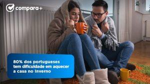 pobreza energética- 80% dos portugueses tem dificuldade em aquecer a casa