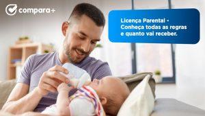 Como funciona a licença parental