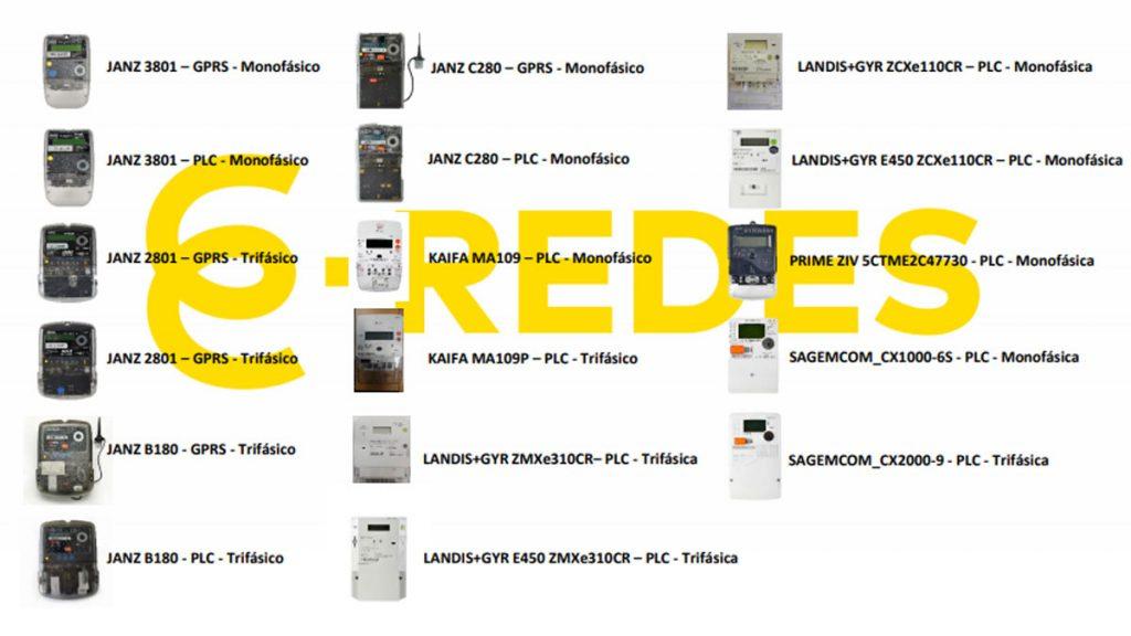 modelos de smart meters disponíveis em Portugal