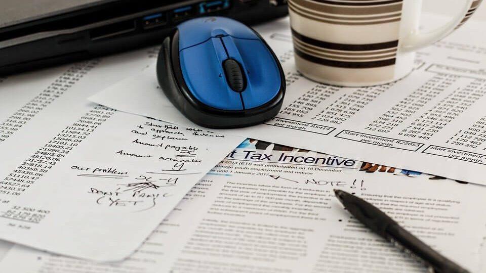 Como preencher o IRS em 2020