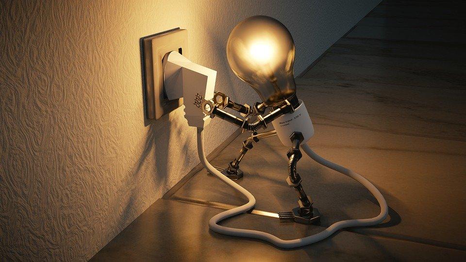 aceder serviços eletricidade em isolamento por Covid-19