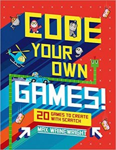 Code Your Own Games Book Cover