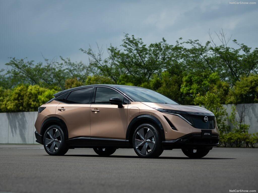 Carros novos para 2021 - Nissan Arya