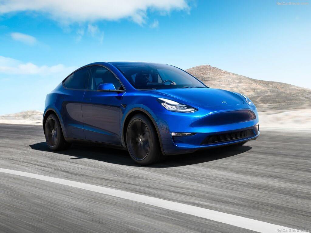 carros para comprar em 2021 - Tesla Model Y