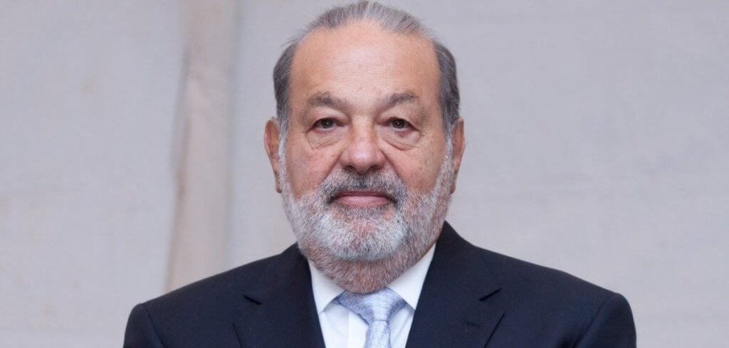 Carlos Slim - Os homens mais ricos do mundo