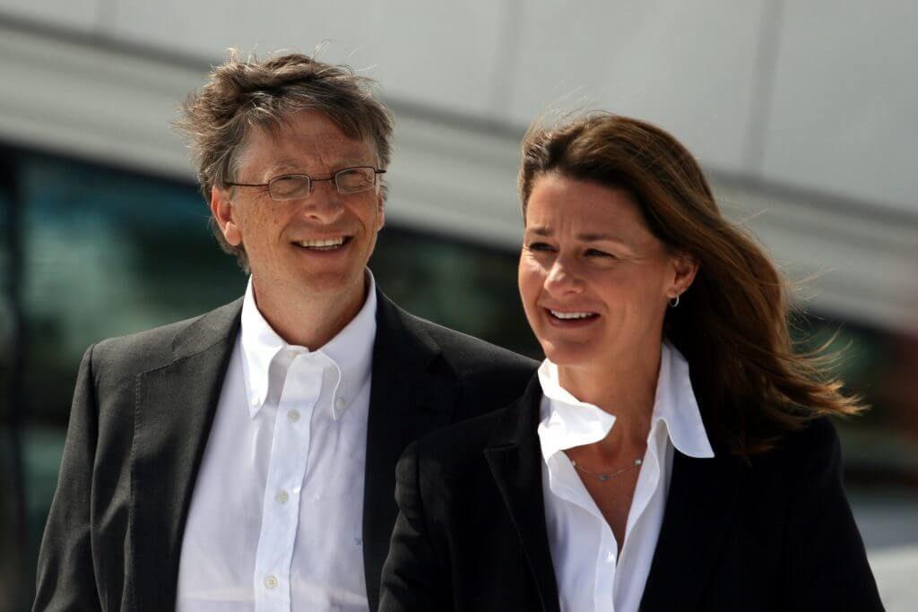 Bill Gates - Os homens mais ricos do mundo
