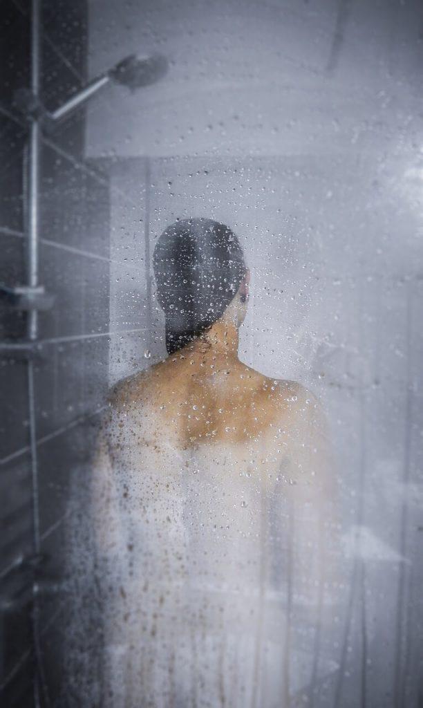 Os banhos prolongados aumentam os gastos com gás